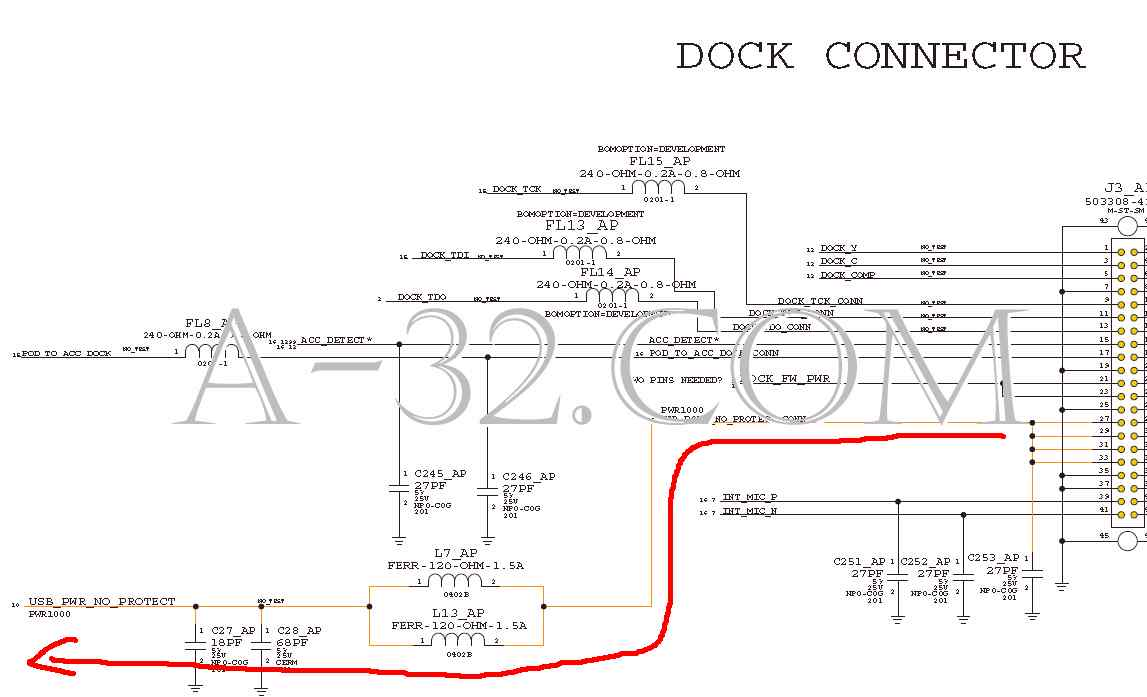Iphone 3gs Charging Circuit Current Flow In A