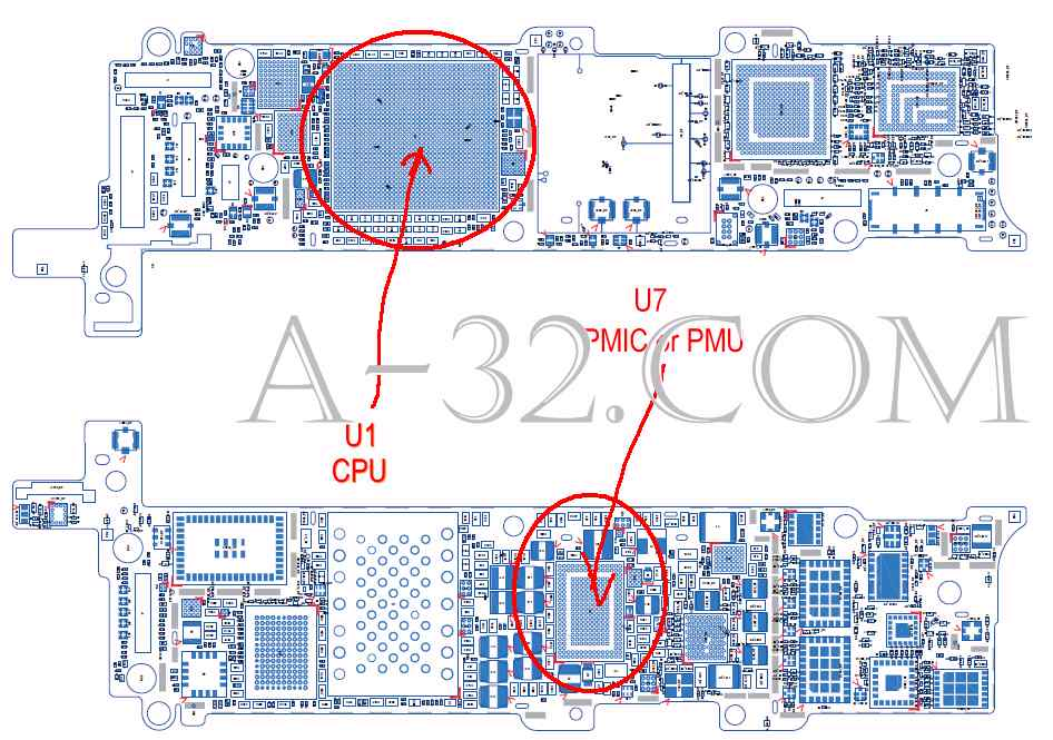 iphone 5 power on time sequence rh a 32 com Electrical Circuit Diagrams Calculator Circuit Diagram