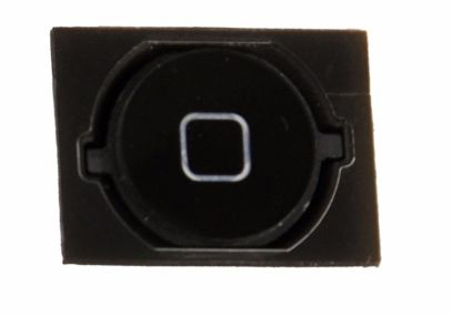 iPhone 4S home button black