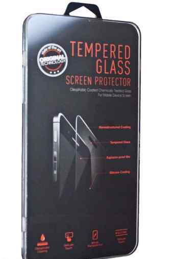 Apple iPhone 4S Tempered Glass Protector