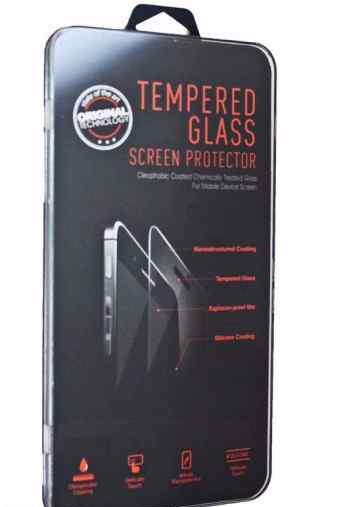 Moto Google Nexus 6 Tempered Glass Protector
