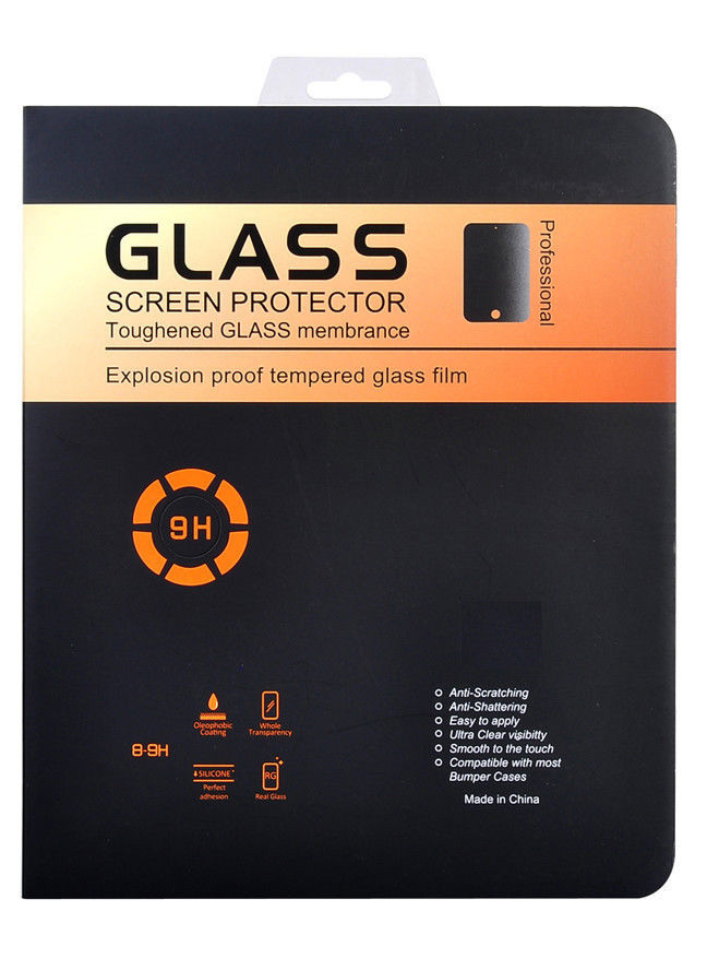 iPad 4 Tempered Glass Protector