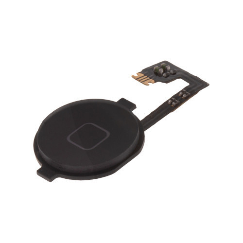 iPhone 4 home button flex black