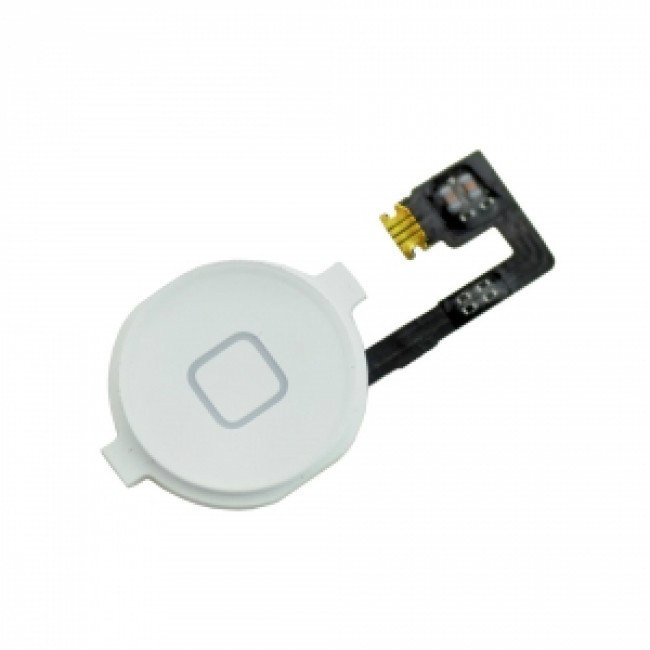 iPhone 4 home button flex white