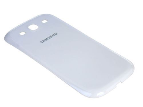 Samsung S3 i747 back cover white