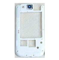 Samsung S3 i747 bezel housing white